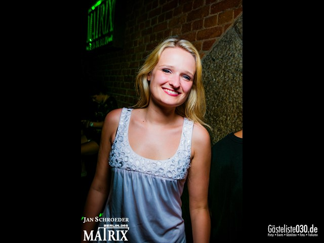 https://www.gaesteliste030.de/Partyfoto #133 Matrix Berlin vom 24.07.2013