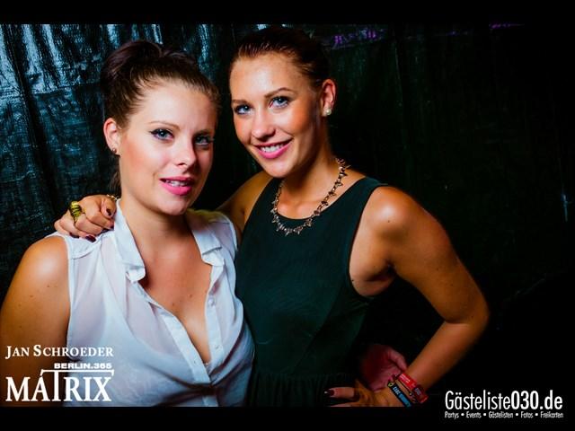 https://www.gaesteliste030.de/Partyfoto #101 Matrix Berlin vom 24.07.2013