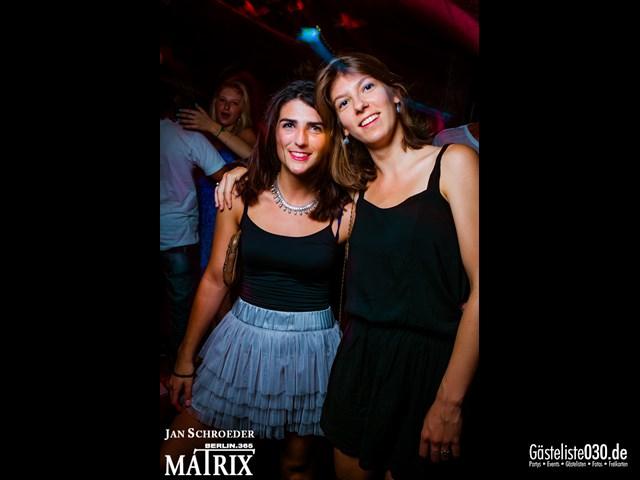 https://www.gaesteliste030.de/Partyfoto #157 Matrix Berlin vom 24.07.2013