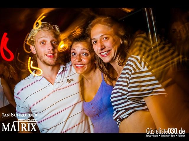 https://www.gaesteliste030.de/Partyfoto #37 Matrix Berlin vom 24.07.2013