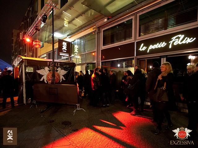 Partypics Felix 01.12.2012 2 Jahre Exzessiva Radio Show auf 93,6 Jam Fm Berlin