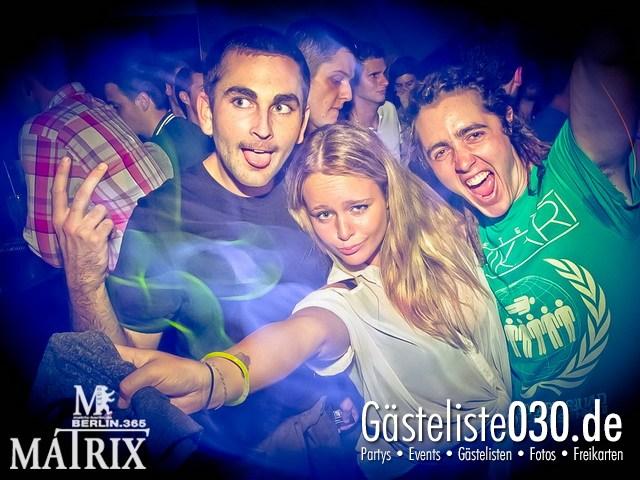 https://www.gaesteliste030.de/Partyfoto #25 Matrix Berlin vom 13.09.2012