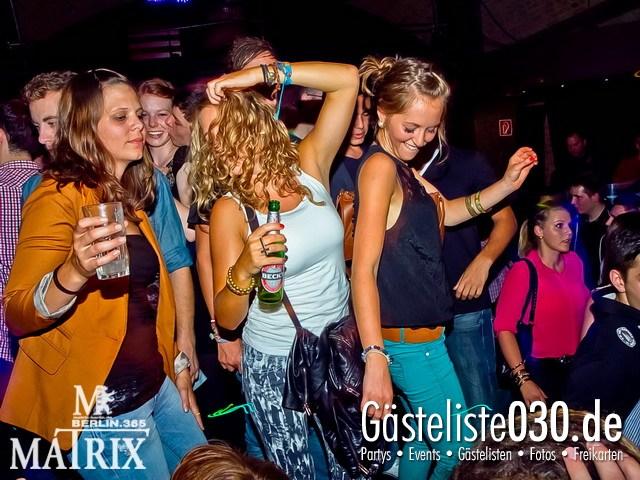https://www.gaesteliste030.de/Partyfoto #87 Matrix Berlin vom 13.09.2012