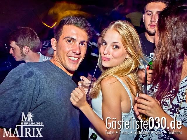 https://www.gaesteliste030.de/Partyfoto #33 Matrix Berlin vom 13.09.2012