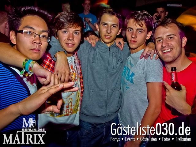 https://www.gaesteliste030.de/Partyfoto #62 Matrix Berlin vom 13.09.2012
