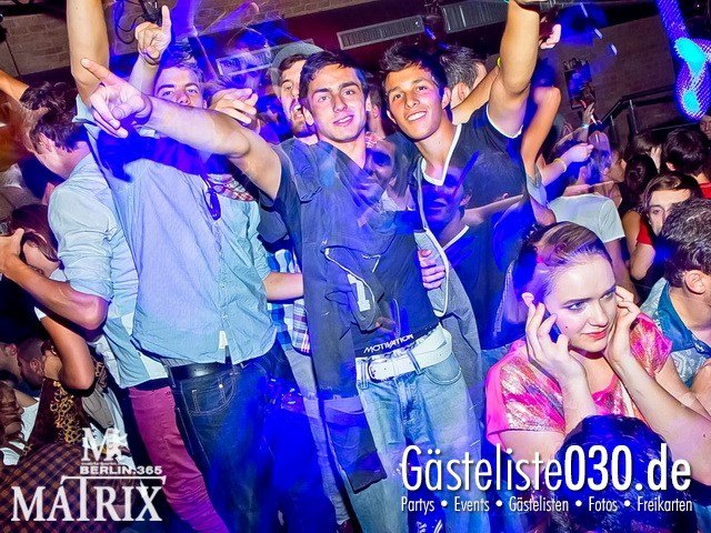 https://www.gaesteliste030.de/Partyfoto #60 Matrix Berlin vom 13.09.2012
