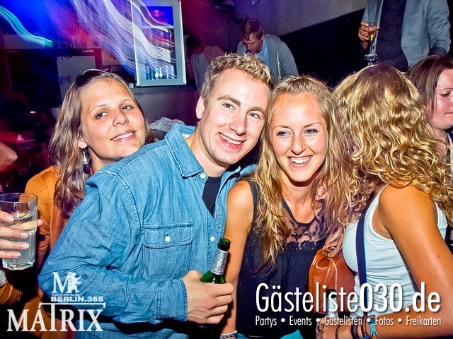 https://www.gaesteliste030.de/Partyfoto #79 Matrix Berlin vom 13.09.2012