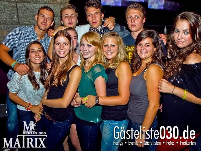 https://www.gaesteliste030.de/Partyfoto #55 Matrix Berlin vom 13.09.2012