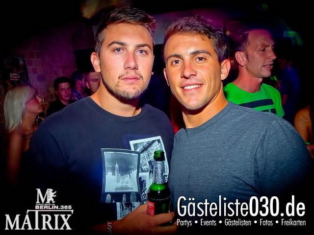 https://www.gaesteliste030.de/Partyfoto #57 Matrix Berlin vom 13.09.2012