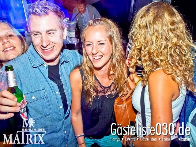 https://www.gaesteliste030.de/Partyfoto #46 Matrix Berlin vom 13.09.2012