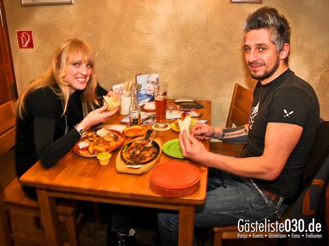 https://www.gaesteliste030.de/Partyfoto #58 Sausalitos Berlin vom 15.11.2012