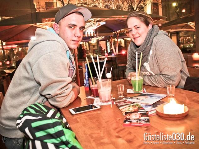 https://www.gaesteliste030.de/Partyfoto #3 Sausalitos Berlin vom 15.11.2012