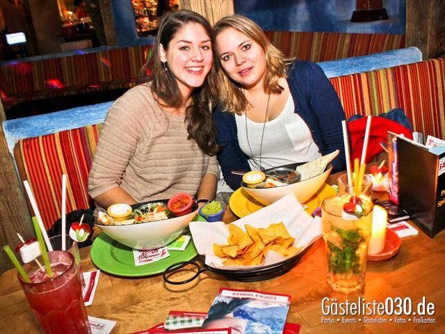 https://www.gaesteliste030.de/Partyfoto #10 Sausalitos Berlin vom 15.11.2012
