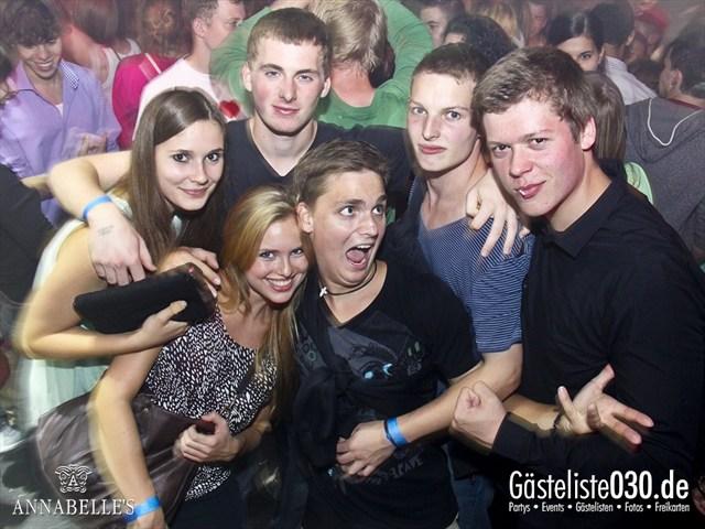 https://www.gaesteliste030.de/Partyfoto #32 Annabelle's Berlin vom 10.08.2012