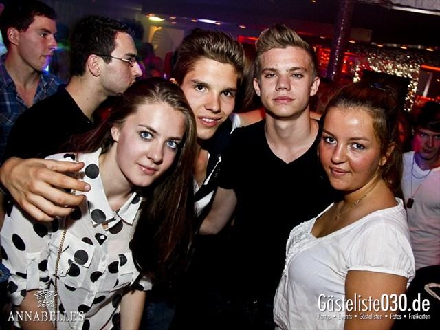 https://www.gaesteliste030.de/Partyfoto #6 Annabelle's Berlin vom 10.08.2012