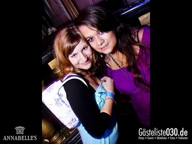 https://www.gaesteliste030.de/Partyfoto #20 Annabelle's Berlin vom 10.08.2012