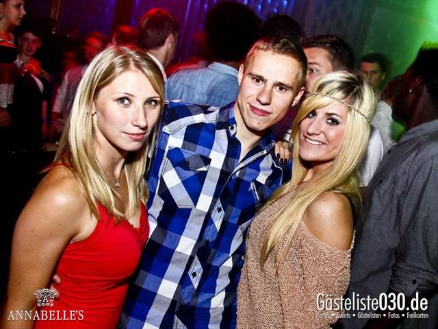 https://www.gaesteliste030.de/Partyfoto #41 Annabelle's Berlin vom 10.08.2012