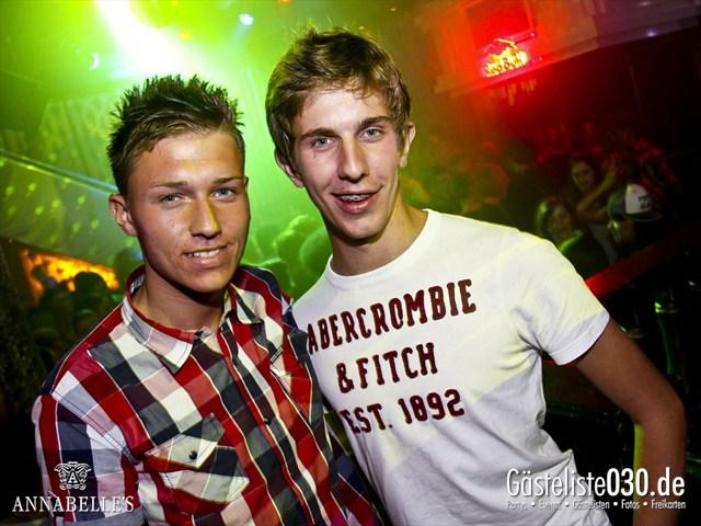 https://www.gaesteliste030.de/Partyfoto #13 Annabelle's Berlin vom 10.08.2012