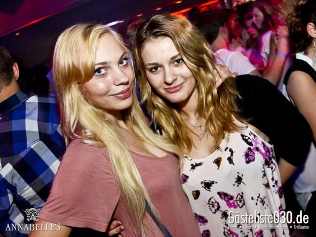 https://www.gaesteliste030.de/Partyfoto #40 Annabelle's Berlin vom 10.08.2012