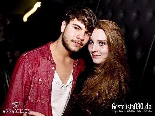 https://www.gaesteliste030.de/Partyfoto #18 Annabelle's Berlin vom 10.08.2012