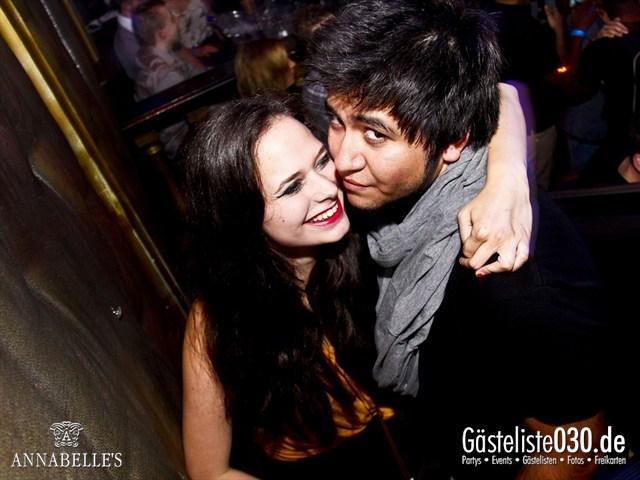 https://www.gaesteliste030.de/Partyfoto #80 Annabelle's Berlin vom 10.08.2012