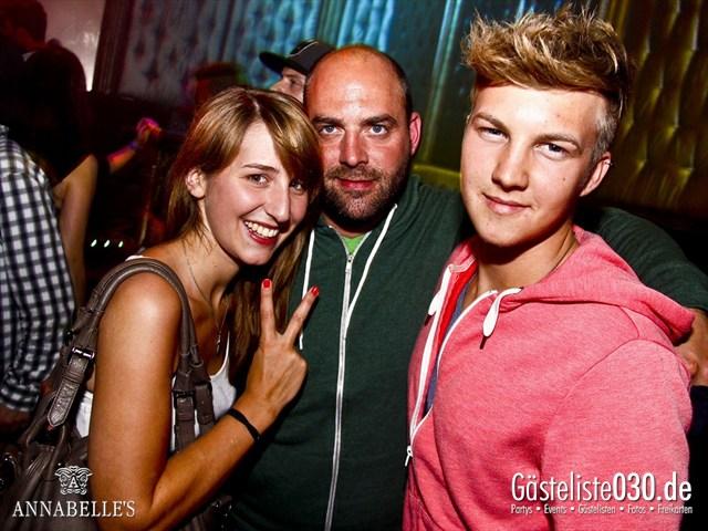 https://www.gaesteliste030.de/Partyfoto #52 Annabelle's Berlin vom 10.08.2012
