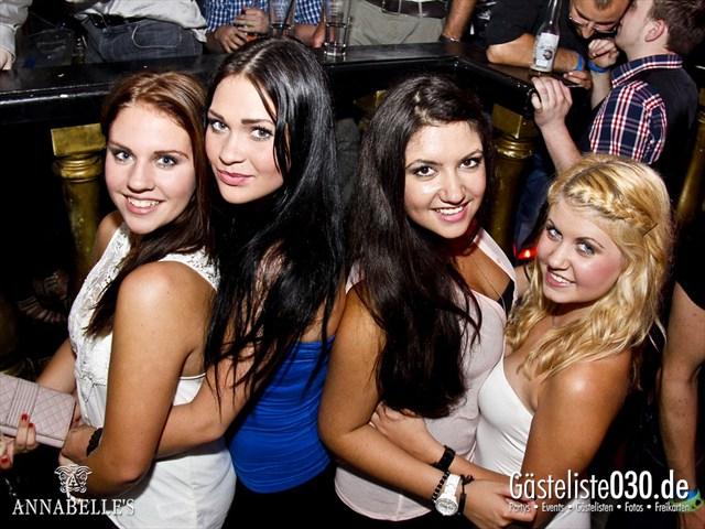 https://www.gaesteliste030.de/Partyfoto #36 Annabelle's Berlin vom 10.08.2012