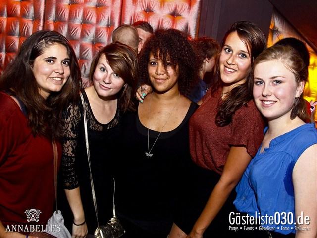 https://www.gaesteliste030.de/Partyfoto #65 Annabelle's Berlin vom 10.08.2012
