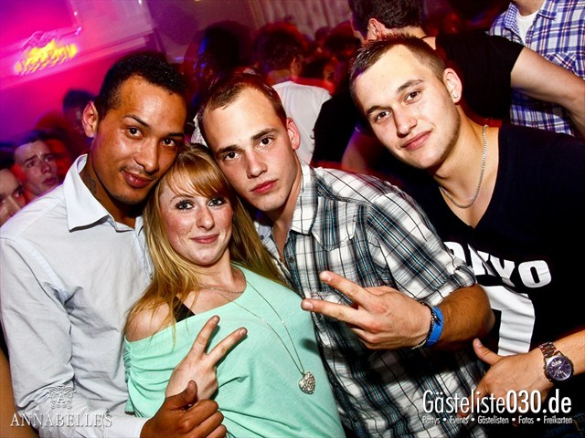 https://www.gaesteliste030.de/Partyfoto #64 Annabelle's Berlin vom 10.08.2012