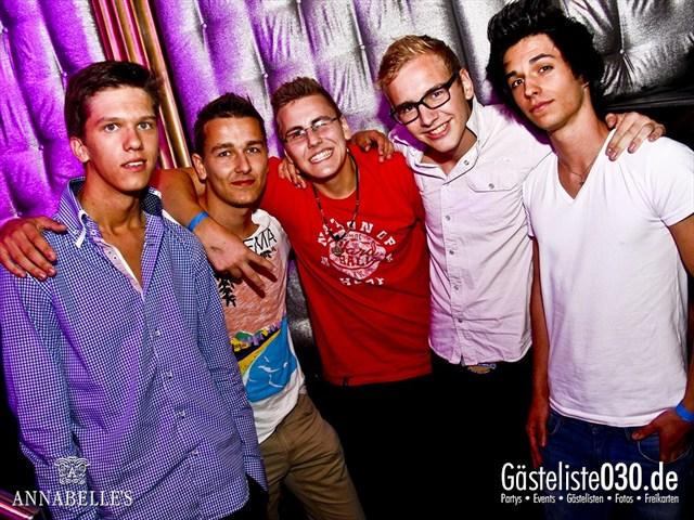 https://www.gaesteliste030.de/Partyfoto #43 Annabelle's Berlin vom 10.08.2012
