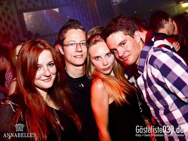 https://www.gaesteliste030.de/Partyfoto #71 Annabelle's Berlin vom 10.08.2012