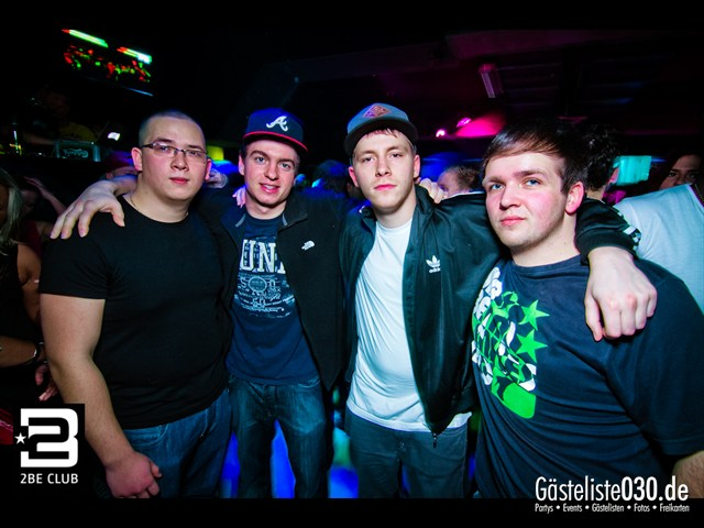 https://www.gaesteliste030.de/Partyfoto #174 2BE Club Berlin vom 19.01.2013