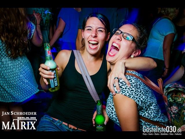 https://www.gaesteliste030.de/Partyfoto #67 Matrix Berlin vom 30.08.2013