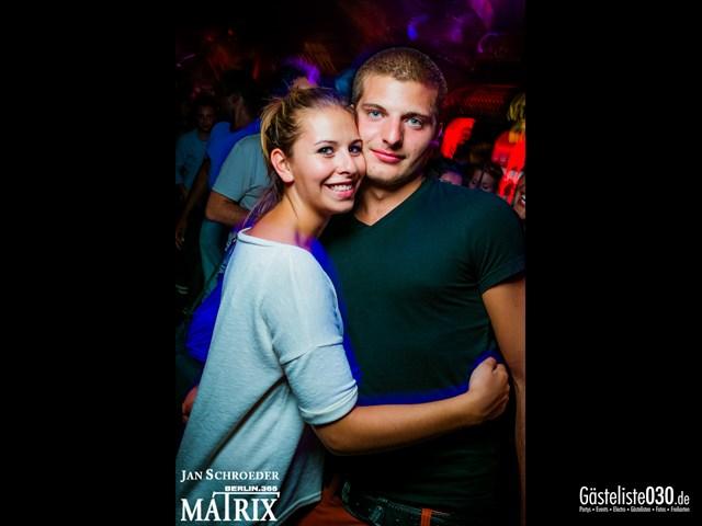 https://www.gaesteliste030.de/Partyfoto #73 Matrix Berlin vom 30.08.2013