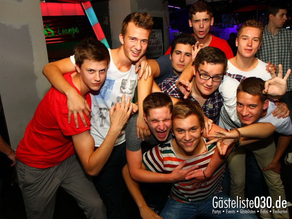 Partyfoto #49 Q-Dorf 27.09.2012 World Tour - We Love Tourists