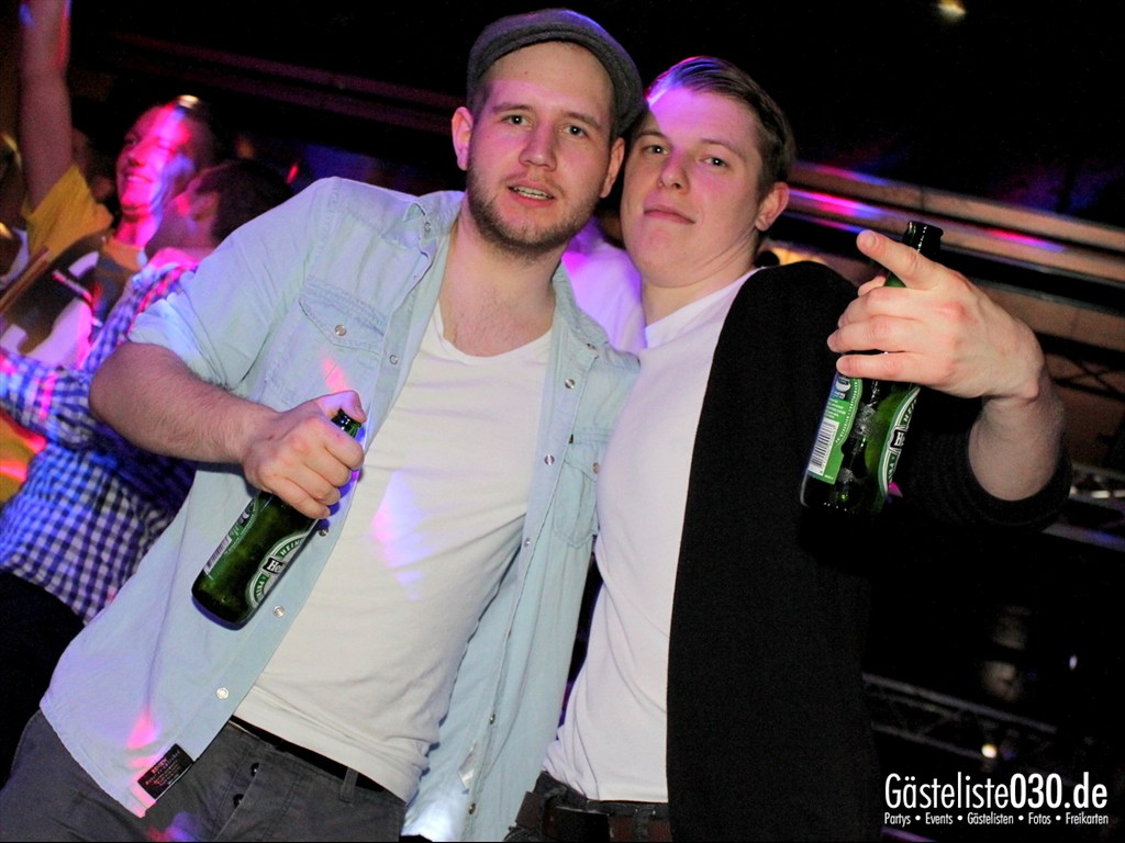 Partyfoto #48 Soda 14.07.2012 HighFidelity Club