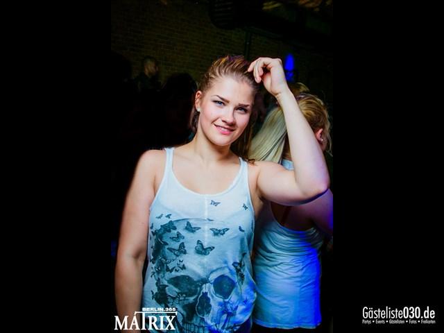 https://www.gaesteliste030.de/Partyfoto #118 Matrix Berlin vom 05.06.2013