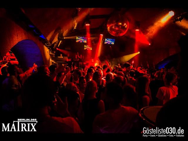 https://www.gaesteliste030.de/Partyfoto #116 Matrix Berlin vom 05.06.2013