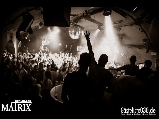https://www.gaesteliste030.de/Partyfoto #105 Matrix Berlin vom 05.06.2013