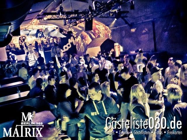 https://www.gaesteliste030.de/Partyfoto #96 Matrix Berlin vom 13.03.2013