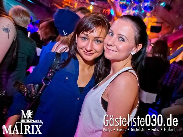 https://www.gaesteliste030.de/Partyfoto #45 Matrix Berlin vom 13.03.2013