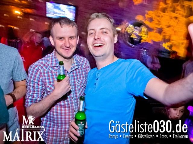 https://www.gaesteliste030.de/Partyfoto #32 Matrix Berlin vom 13.03.2013