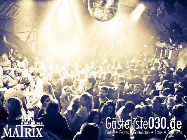 https://www.gaesteliste030.de/Partyfoto #123 Matrix Berlin vom 13.03.2013