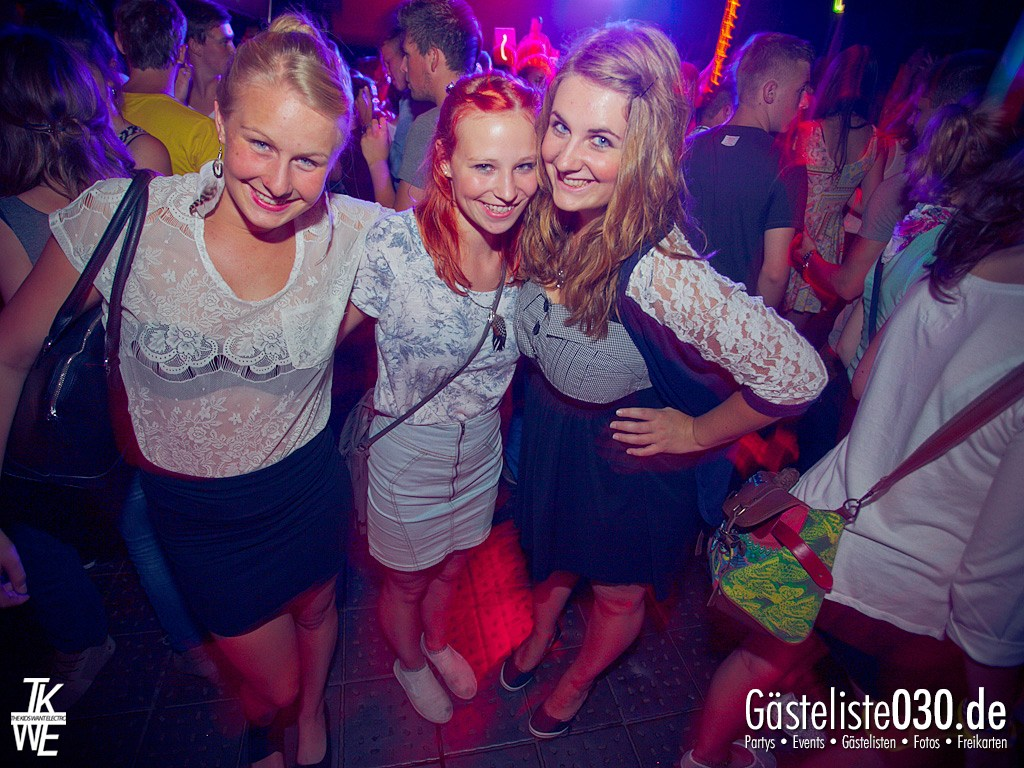 Partyfoto #50 Fritzclub 02.08.2012 The Kids Want Electro - Summer Edition
