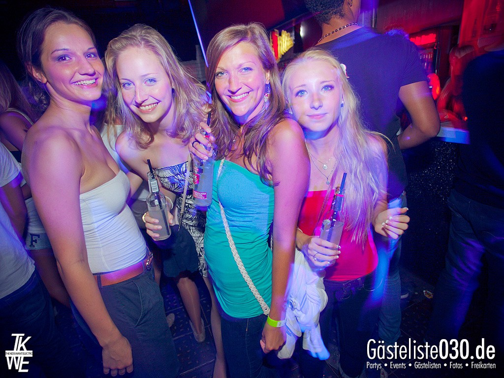 Partyfoto #49 Fritzclub 02.08.2012 The Kids Want Electro - Summer Edition