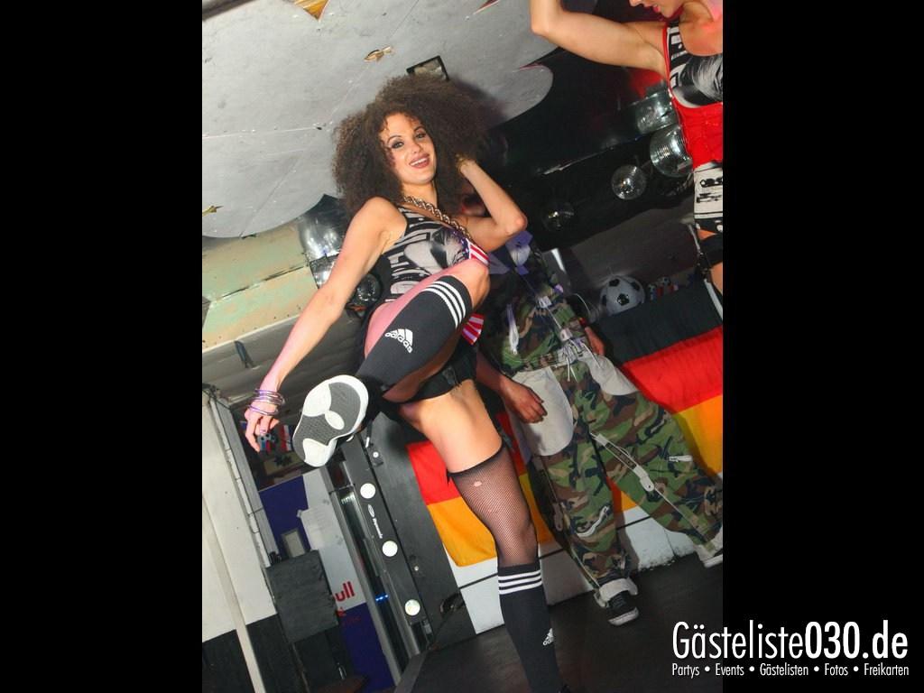 Partyfoto #48 Q-Dorf 19.06.2012 Black Attack