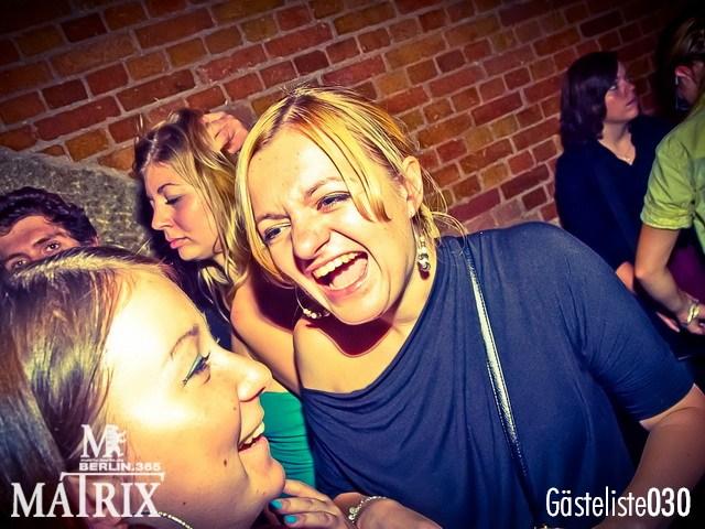 https://www.gaesteliste030.de/Partyfoto #76 Matrix Berlin vom 02.10.2012
