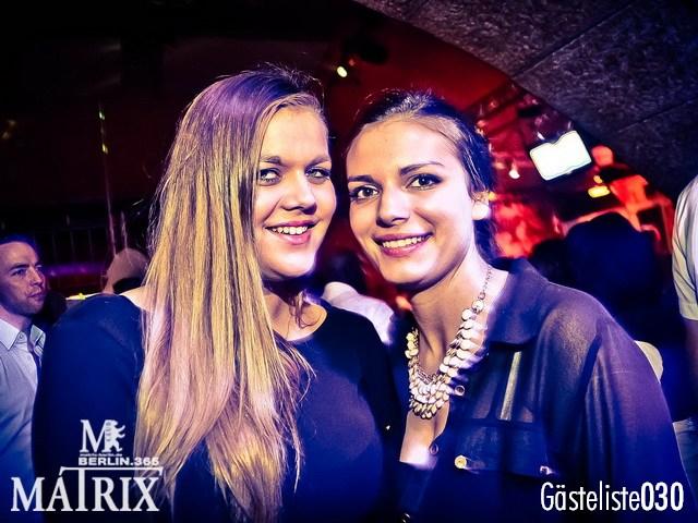 https://www.gaesteliste030.de/Partyfoto #35 Matrix Berlin vom 02.10.2012