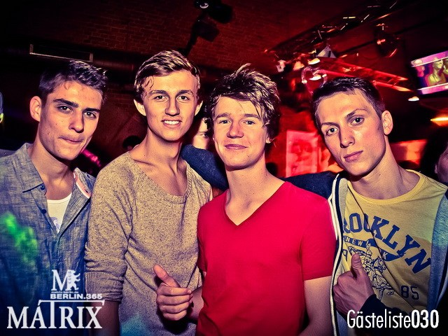 https://www.gaesteliste030.de/Partyfoto #57 Matrix Berlin vom 02.10.2012
