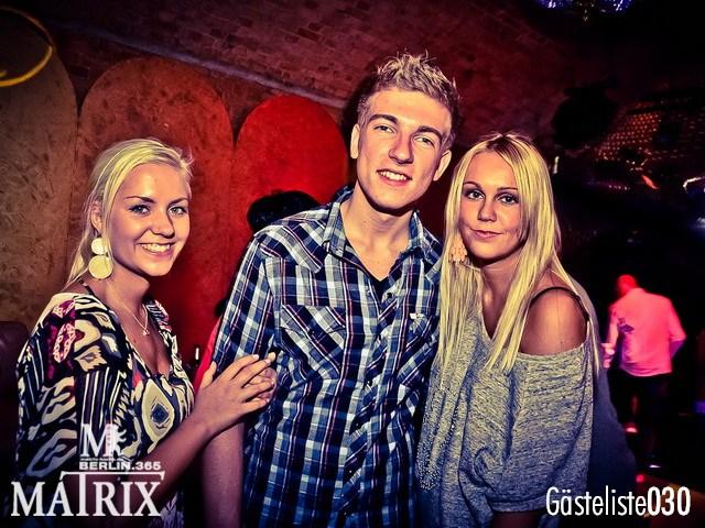 https://www.gaesteliste030.de/Partyfoto #78 Matrix Berlin vom 02.10.2012